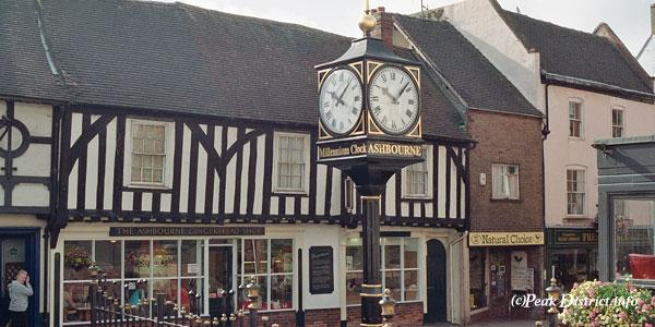 Ashbourne clock
